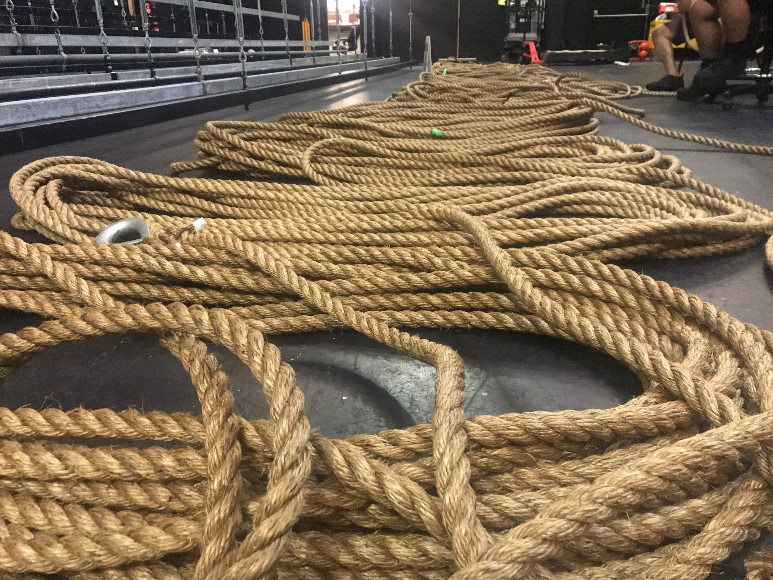 Rope Replacement